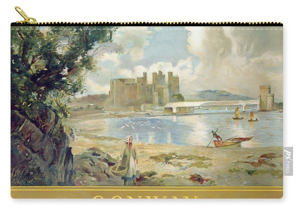 Conway Castle Carry-all Pouch