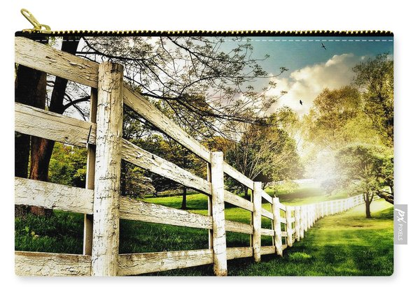 Conyer's Farm Carry-all Pouch