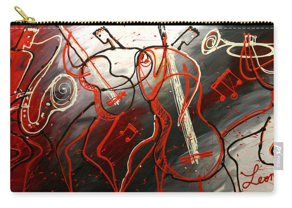 Cool Jazz 2 Carry-all Pouch