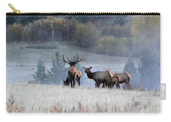 Cool Misty Morning Carry-all Pouch