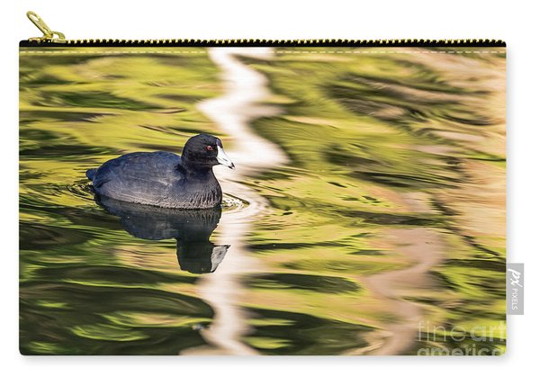 Coot Reflected Carry-all Pouch