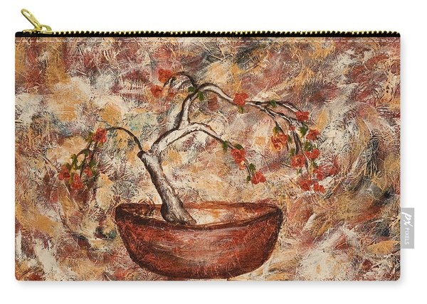 Copper Bowl Carry-all Pouch