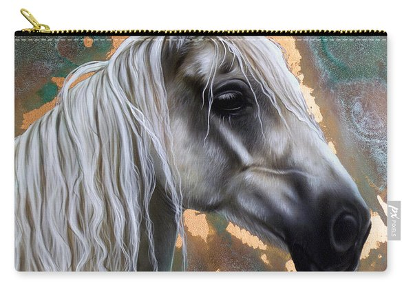 Copper Horse Carry-all Pouch