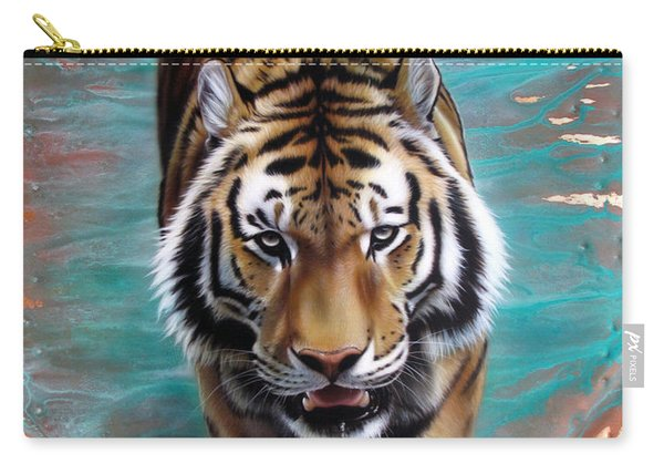 Copper Tiger 3 Carry-all Pouch