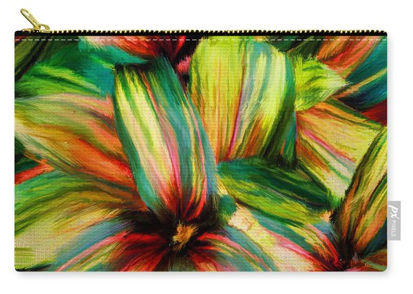 Cordyline Carry-all Pouch
