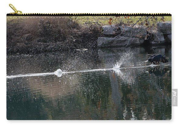 Cormorant Take-off Carry-all Pouch