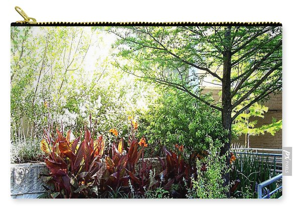 Corner Garden Carry-all Pouch