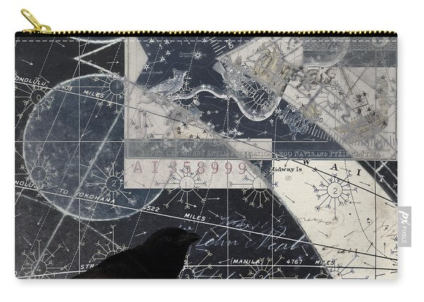 Corvus Star Chart Carry-all Pouch