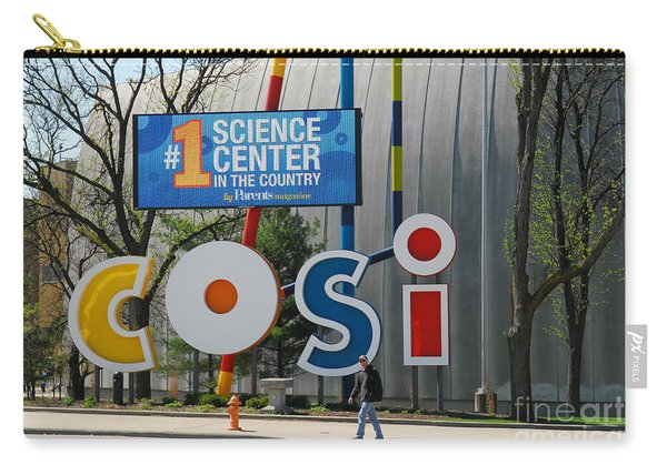 D7l-80 Cosi Columbus Photo Carry-all Pouch
