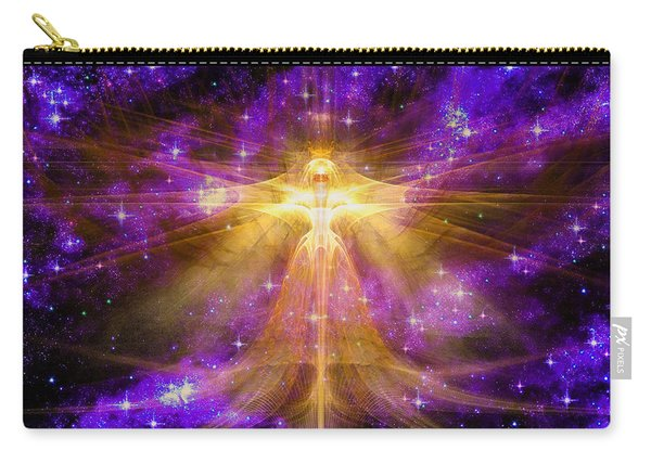Cosmic Angel Carry-all Pouch