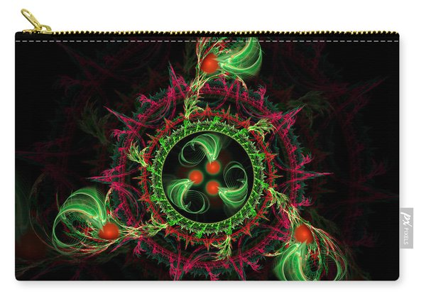 Cosmic Cherry Pie Carry-all Pouch