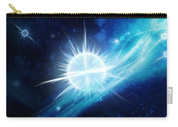 Cosmic Icestream Carry-all Pouch