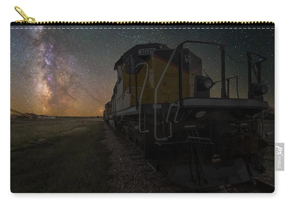 Cosmic Train Carry-all Pouch