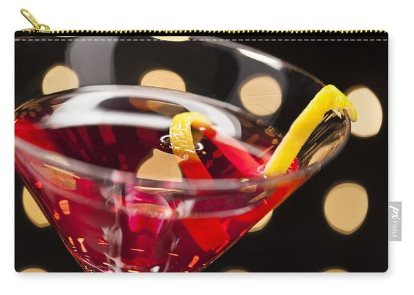 Cosmopolitan On The Dance Floor Carry-all Pouch