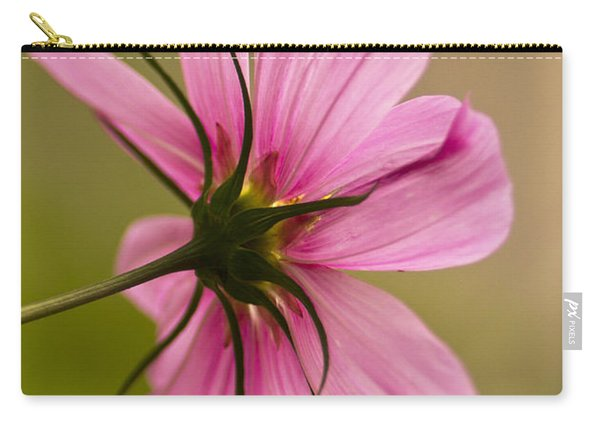 Cosmos In Pink Carry-all Pouch