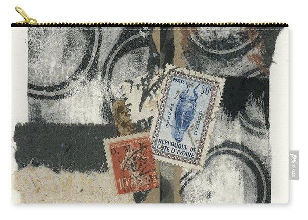 Cote D'ivoire Carry-all Pouch