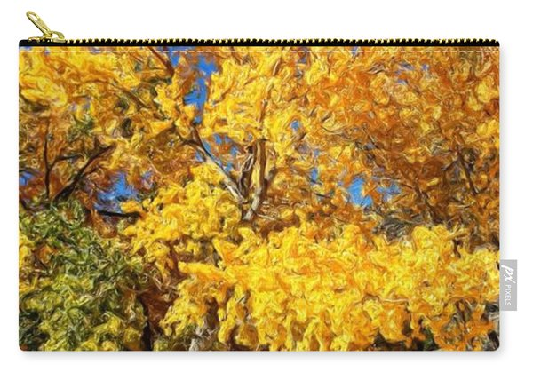 Cottonwood Autumn Carry-all Pouch
