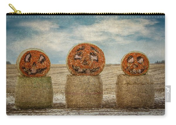 Country Halloween Carry-all Pouch