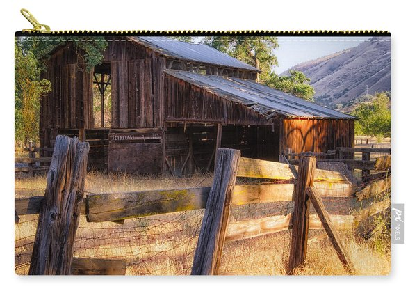 Country In The Foothills Carry-all Pouch