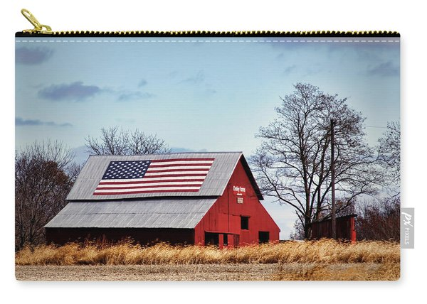 Country Pride Carry-all Pouch