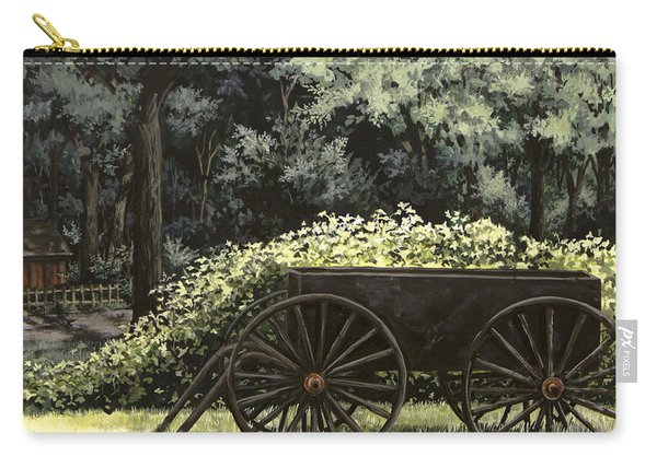 Country Wagon Carry-all Pouch
