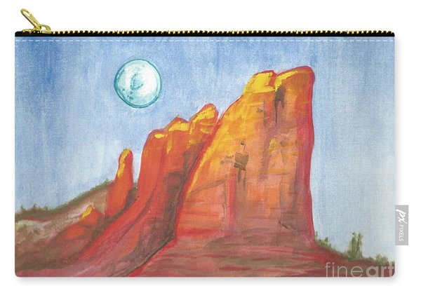 Court House Butte  Carry-all Pouch