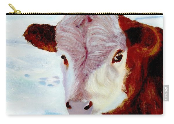 Cow A Bunga Carry-all Pouch