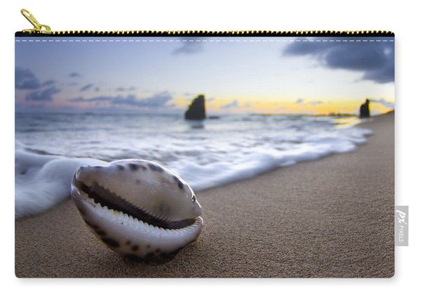 Cowrie Sunrise Carry-all Pouch