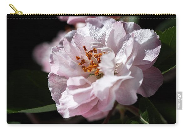 Crabapple Flowers Carry-all Pouch