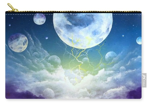 Cradle Of Worlds Carry-all Pouch