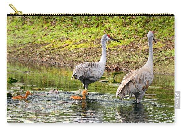 Crane Family Swim II Carry-all Pouch