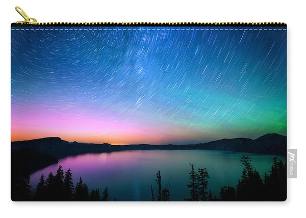 Crater Lake Aurora  Carry-all Pouch