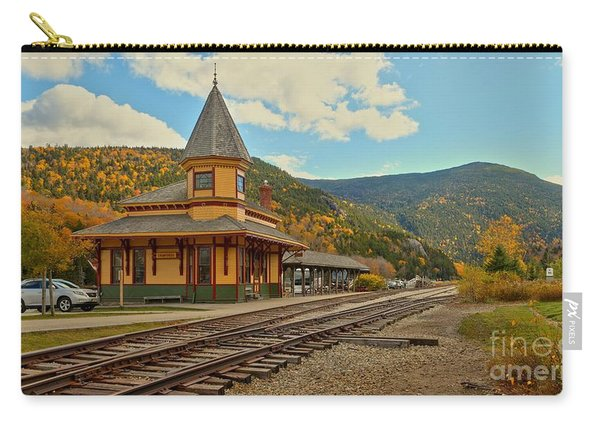 Crawford Train Depot - New Hampshite Carry-all Pouch