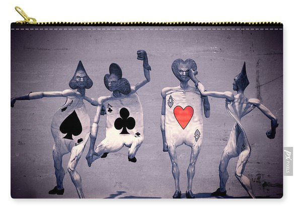 Crazy Aces Carry-all Pouch