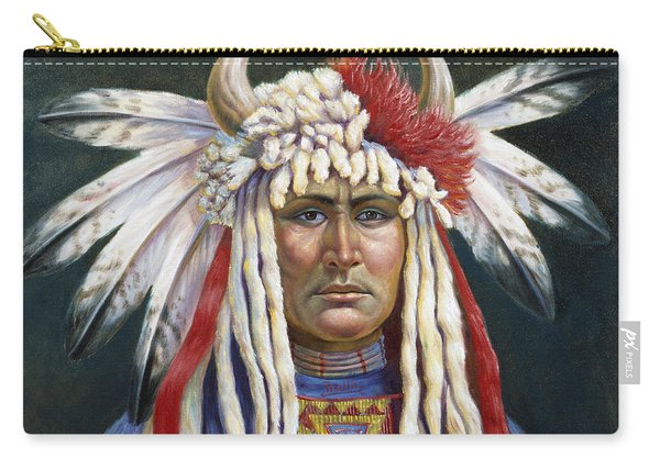 Crazy Horse Carry-all Pouch