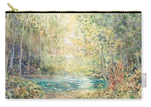 Creek Walk Carry-all Pouch