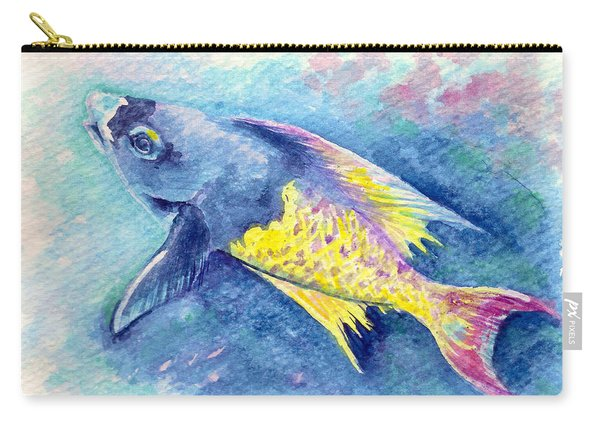 Creole Wrasse Carry-all Pouch