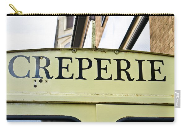 Creperie Carry-all Pouch