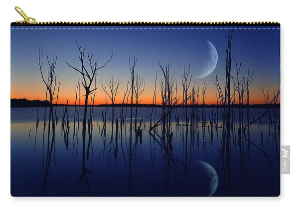 The Crescent Moon Carry-all Pouch