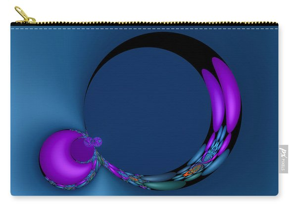 Crescent Moons Carry-all Pouch