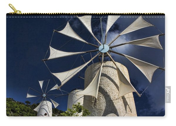 Creton Windmills Carry-all Pouch