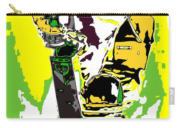 Cricketer Carry-all Pouch