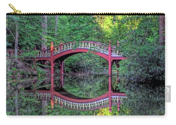 Crim Dell Bridge In Summer Carry-all Pouch
