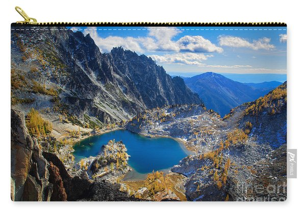 Crystal Lake Carry-all Pouch