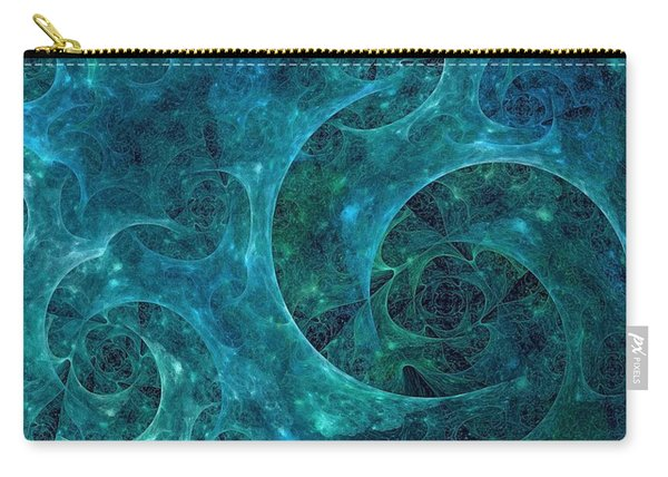 Crystal Nebula-ii Carry-all Pouch