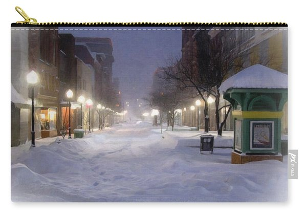 Cumberland Winter Carry-all Pouch