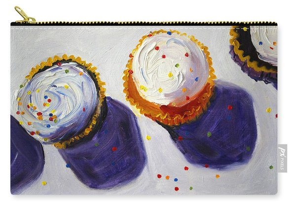 Cupcake Convention Carry-all Pouch