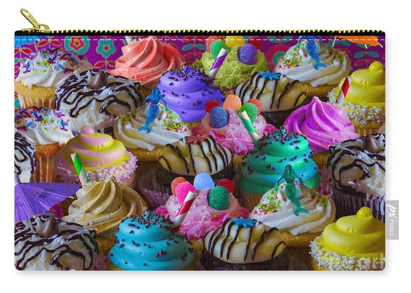 Cupcake Galore Carry-all Pouch