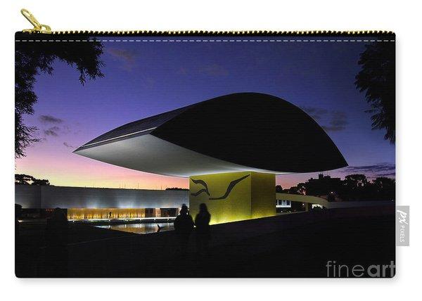 Curitiba - Museu Oscar Niemeyer Carry-all Pouch