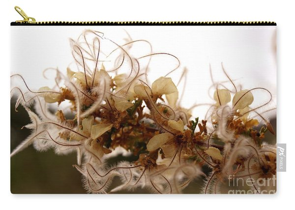 Curlleaf Mountain Mahogany Carry-all Pouch